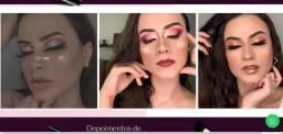 Curso Maquiagem na WEB por Andreia Venturini