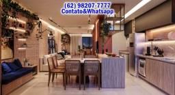 Apartamento - 2 e 3 quartos - Res. Catena - Setor Aeroporto
