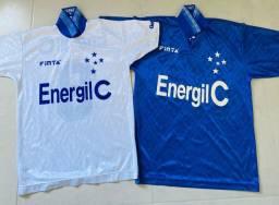 Kit 2 camisas 1996 do Cruzeiro!