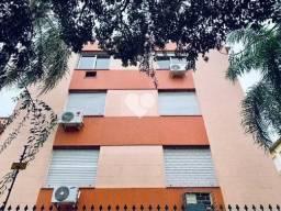 Apartamento à venda com 1 dormitórios em Jardim do salso, Porto alegre cod:REO440110