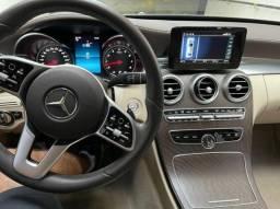Mercedes C180 Exclusive semi-nova