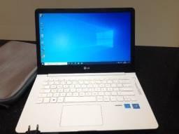 Título do anúncio: Notebook LG Branco LG14U360