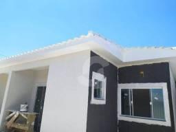 Título do anúncio: Casa com 2 dormitórios à venda, 59 m² por R$ 270.000,00 - Itaipuaçu - Maricá/RJ