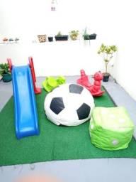Título do anúncio: Aluguel de pula pula e outros brinquedos - Promoção área kids