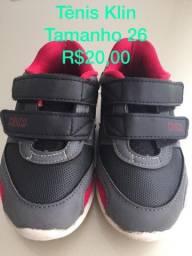 Título do anúncio: Sapato Infantil numerações 25, 26 e 27