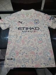 Camiseta Manchester City 3° uniforme