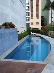 Apartamento à venda com 3 dormitórios em Aclimação, São paulo cod:REO481784