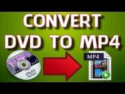 Título do anúncio: Conversão de DVD para MP4 Pendrive em Curitiba