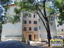 Apartamento para alugar com 2 dormitórios em Alvorada, Contagem cod:I12480