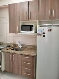 Apartamento à venda com 2 dormitórios em Vila indiana, Taboão da serra cod:REO371169