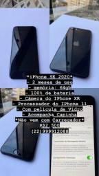 iPhone SE 2020 Novo