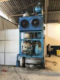 Máquina de gelo Mebrafe 3000kg/24h