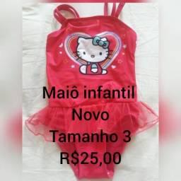 Maiô Infantil