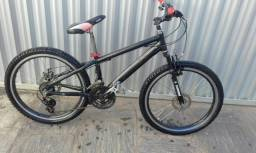 Vendo bicicleta monaco aro 24 alumínio