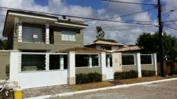 Linda Casa Vila do Joane 4 suítes 420m2 decorada Lauro de Freitas / Camaçari