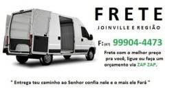Frete Joinville e Região