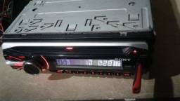 Rádio automotivo Sony USB / CD