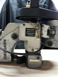 Máquina de costura para sacaria