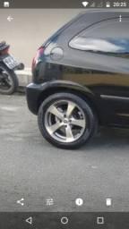 Rodas 15 Novíssimas pra trocar em rodas de ferro