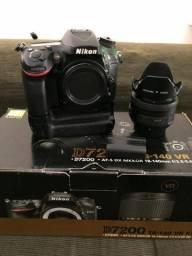 Nikon d7200 com 35mm 1.8G