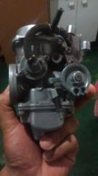 Vendo carburador ou troco Carburador da twister