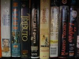 VHS vários títulos a partir de R$5 cada