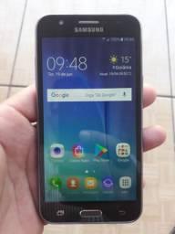 Samsung J5 DUOS, 16Gb, 4G, Preto