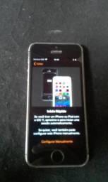 Vendo este iphone 5s carcaça