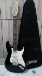 Guitarra semi nova