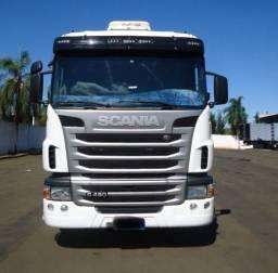 Scania G 420 6x4 - 2012