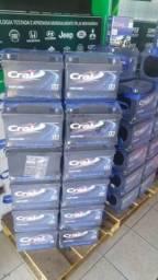 Bateria Cral 60amp 18 meses na Promoção confira 98115-8004 (24hrs)
