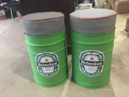 Puff Heineken