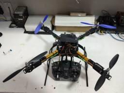 Drone Quadricoptero Naza