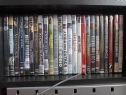 DVD vários títulos colecionador se desfazendo