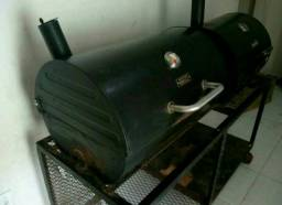 Vendo churrasqueira Backyard Grill