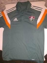 Camisa Polo Fluminense Football Club Viagens 5f74b6599b9f5