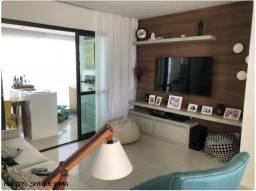 Título do anúncio: Apartamento com 3/4 (2 suítes) + dependência. armários e painéis primeira linha! VG1620