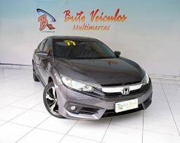 Honda Civic 2.0 16v Flexone Exl 4p Cvt 2017 - 2017