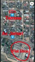 Terreno em Ariquemes-RO troco por Casa ou Chacara em Dourados-MS