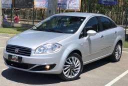 Fiat Linea Absolute 2016 Automático 48 mil Km 1.8 Flex Único Dono Revisões Na Fiat - 2016