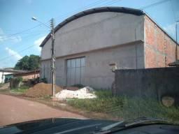 Galpão na br 316 em Castanhal 20x60 escriturado por R$ 1.700.000,00