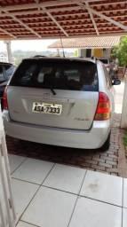 Corolla Fielder vendo ou troco por Kia Sportage - 2007