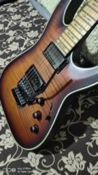 Guitarra Schecter extrem C1FR 3300Avista