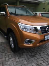 Camionete Nissan Frontier LE 4x4 nova - 2017