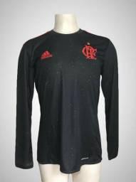 Camisa Original Flamengo Adidas Especial de Manga Longa. Tam  M. R 140 694a5900e1d