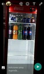 Visa cooler imbera coca cola