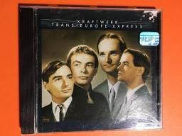 CD The Kraftwerk, Trans-Europe Express - em ótimo estado