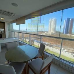 Apartamento No Calhau ,200m ,Nascente , Projetado ,RG