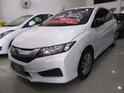 Honda City 2015 Dx 1.5 manual _ entrada apartir 11mil + 48x 819,00 fixas
