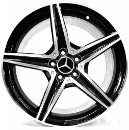 Rodas Mercedes C250 AMG aro 18